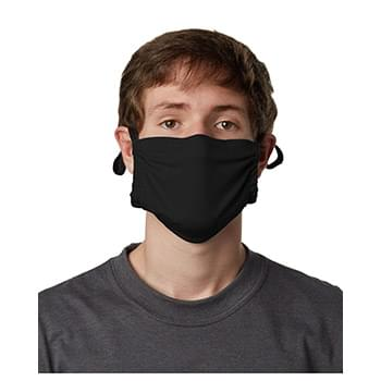 2-Ply Polyester Pocket Face Mask