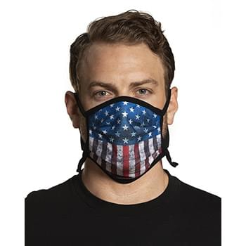 Maverick Adjustable Comfort Face Mask